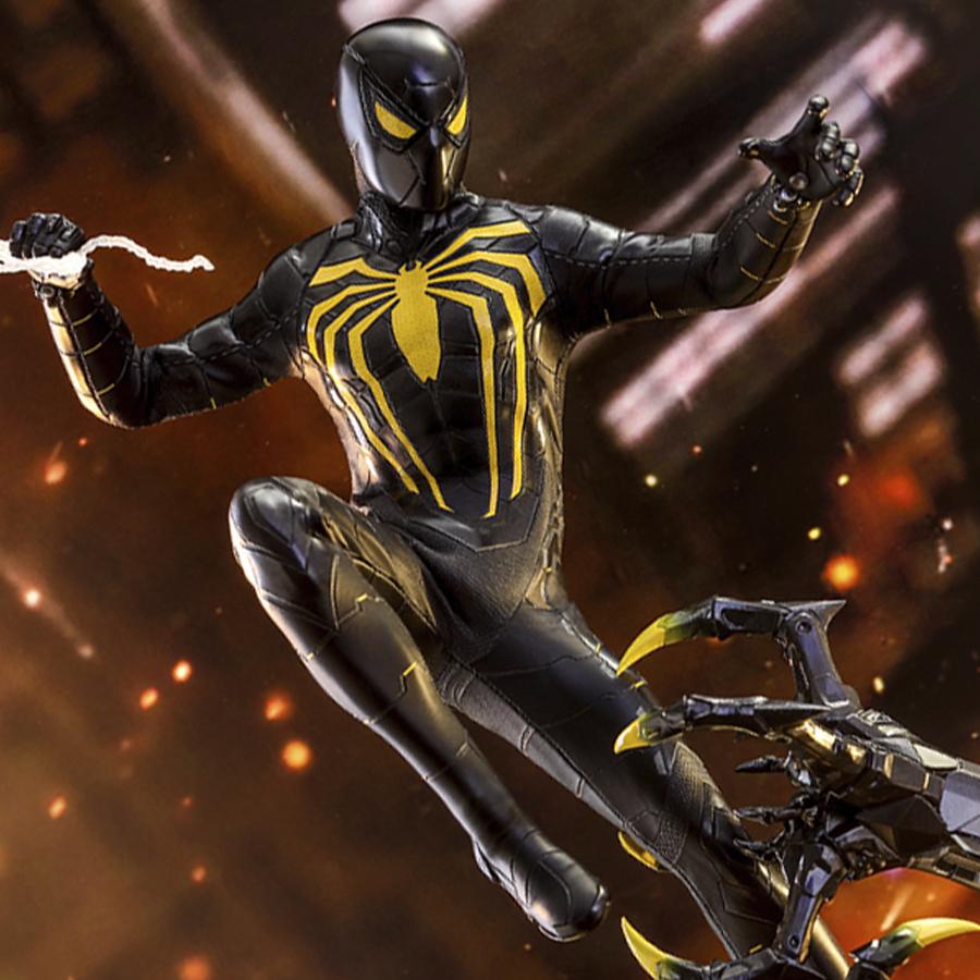 Spider-Man (Anti-Ock Suit) Deluxe Sixth Scale Figure
