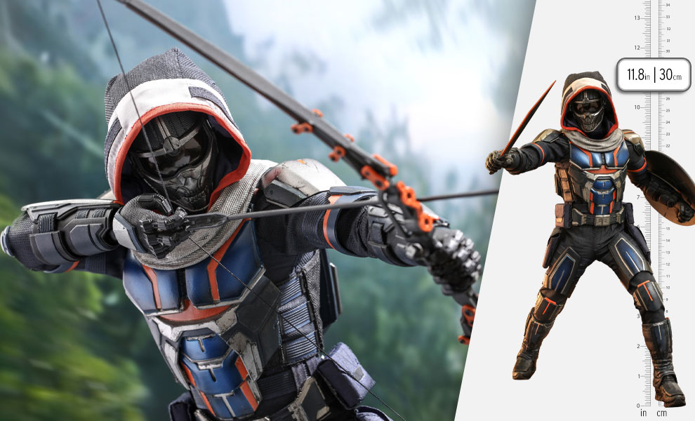 Gallery Feature Image of Taskmaster Sixth Scale Figure - Click to open image gallery
