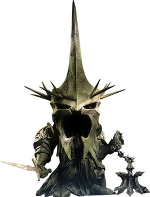 Morgul Lord Statue