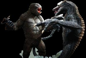Kong VS Skullcrawler Deluxe Collectible Set