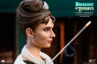 Gallery Image of Audrey Hepburn as Holly Golightly (Deluxe With Light) Statue