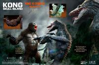 Gallery Image of Kong VS Skullcrawler Collectible Set