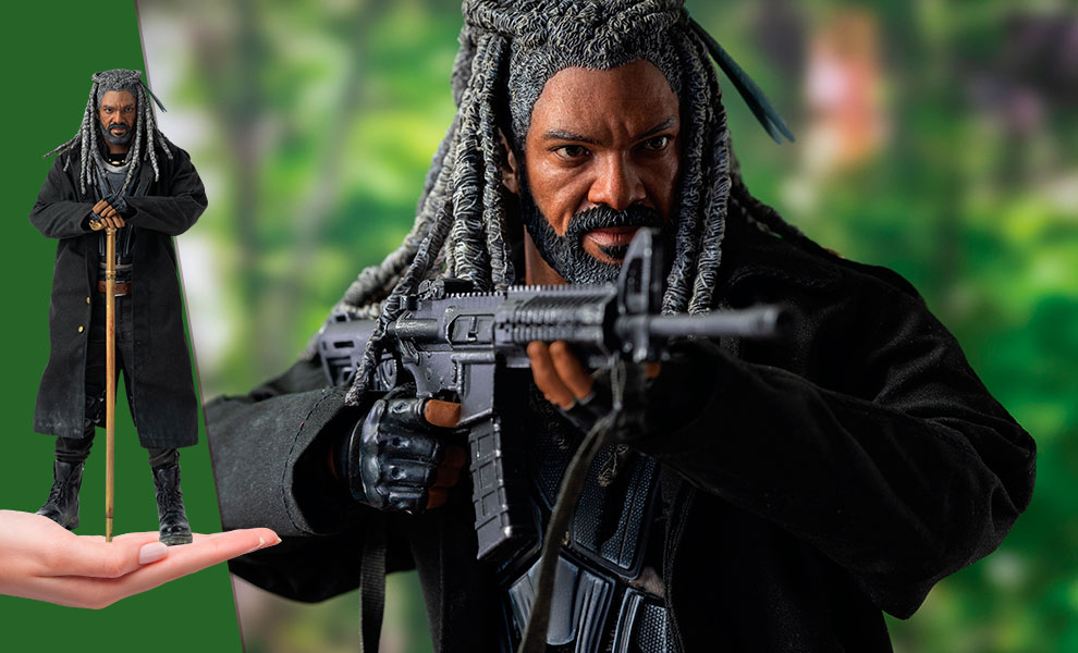 Gallery Feature Image of King Ezekiel Sixth Scale Figure - Click to open image gallery