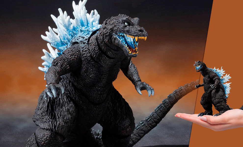 Gallery Feature Image of Godzilla (Heat Ray Version) Collectible Figure - Click to open image gallery