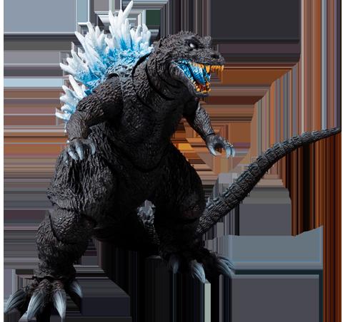 Bandai Godzilla (Heat Ray Version) Collectible Figure