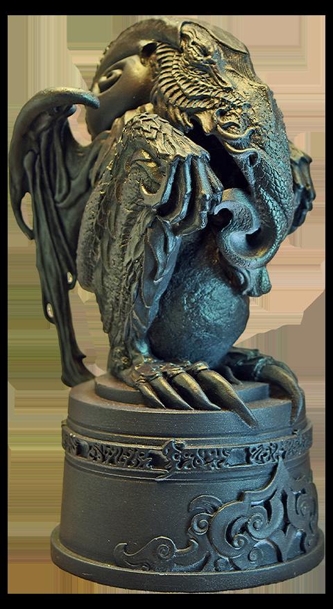 Flights of Imagination Cthulhu Statue