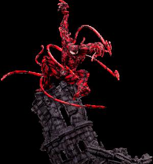 Maximum Carnage Statue