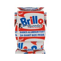 "Gallery Image of Be@rbrick Andy Warhol ""Brillo"" 1000% Collectible Figure"