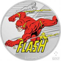 Gallery Image of The Flash 1oz Silver Coin Silver Collectible