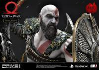 Gallery Image of Kratos & Atreus Ivaldi's Deadly Mist Armor Set (Deluxe Version) Statue