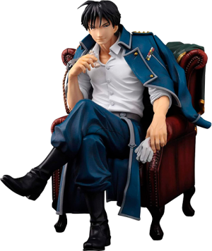 Roy Mustang Collectible Figure