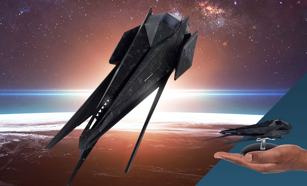 Gallery Feature Image of Ba'ul Fighter Model - Click to open image gallery
