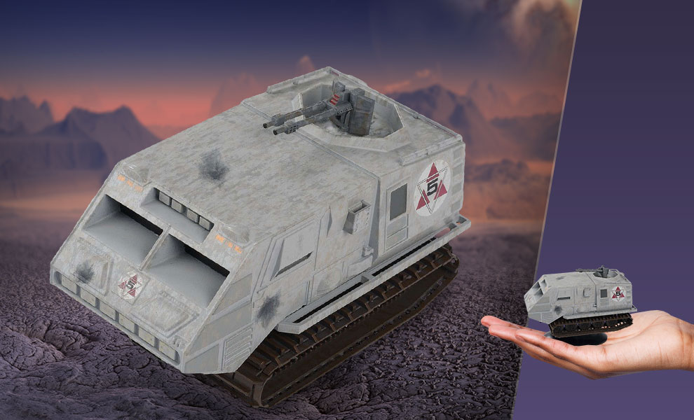 Gallery Feature Image of Classic Landram Model - Click to open image gallery