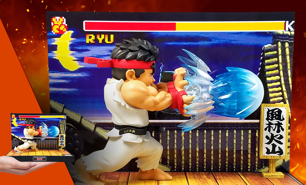 Gallery Feature Image of Ryu PVC Figure - Click to open image gallery