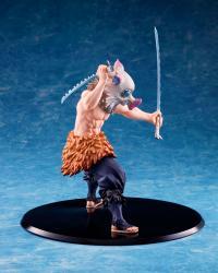 Gallery Image of Inosuke Hashibira Collectible Figure