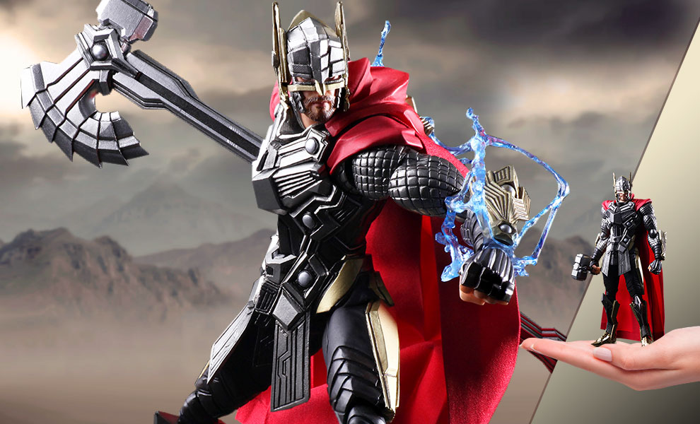 Gallery Feature Image of Thor Action Figure - Click to open image gallery