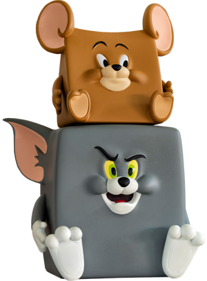 Tom & Jerry Action Mishap Figure Collectible Set