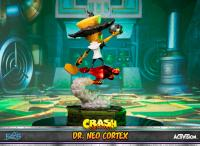 Gallery Image of Dr. Neo Cortex Statue