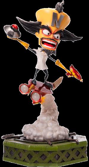 Dr. Neo Cortex Statue