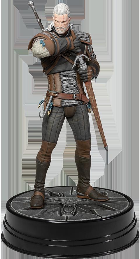 Dark Horse Comics Heart of Stone Geralt (Deluxe) Figure