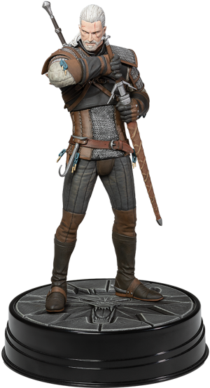 Heart of Stone Geralt (Deluxe) Figure
