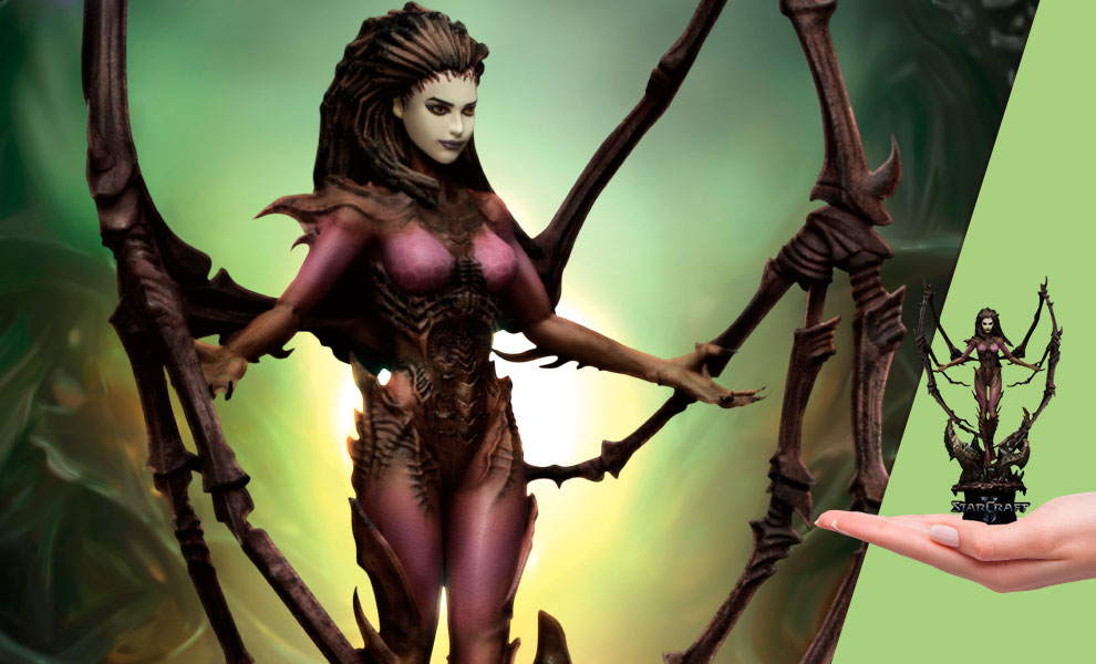 Gallery Feature Image of Kerrigan Statue - Click to open image gallery
