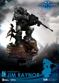 Gallery Image of Jim Raynor Statue