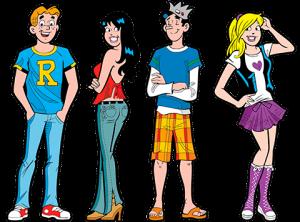 Archie Comics Vol. 7 Pinbook Collectible Pin