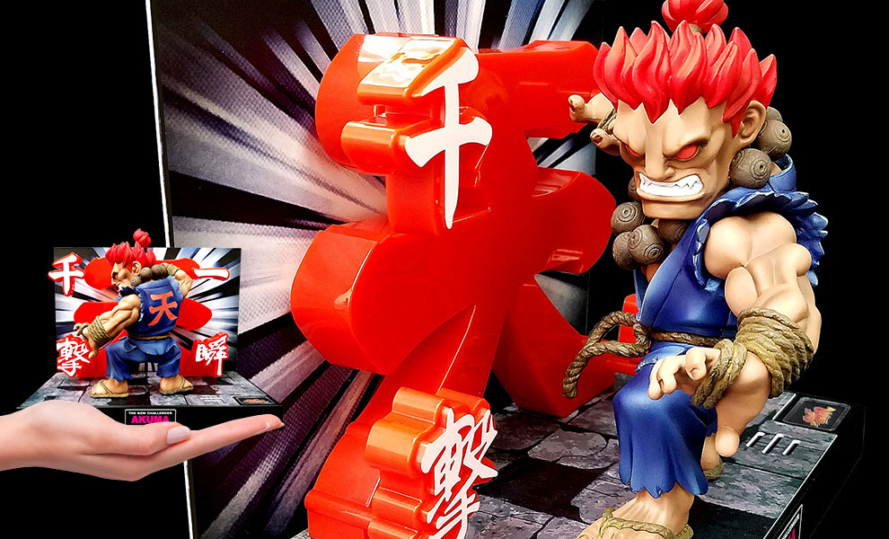 Gallery Feature Image of Akuma PVC Figure - Click to open image gallery