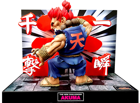 BigBoysToys Akuma PVC Figure