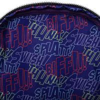 Gallery Image of Ladies of DC AOP Mini Backpack Apparel