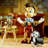 Gallery Image of Pinocchio Action Figure
