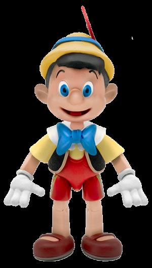Pinocchio Action Figure