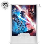 Gallery Image of Star Wars: The Rise of Skywalker Silver Foil Silver Collectible