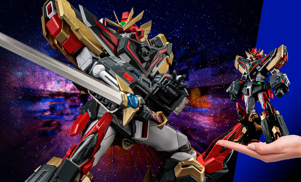 Gallery Feature Image of God Sigma Gravion Collectible Figure - Click to open image gallery