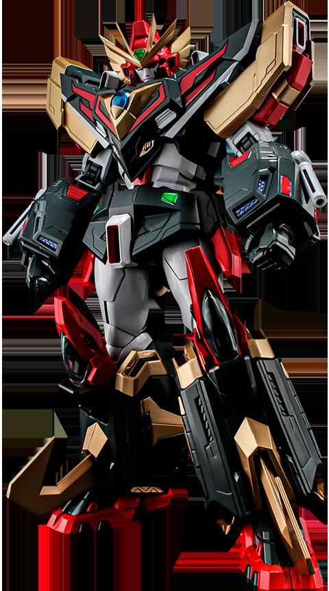 Sentinel God Sigma Gravion Collectible Figure