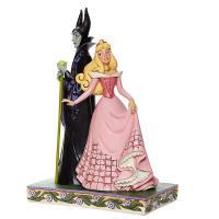 Gallery Image of Aurora & Maleficent Figurine