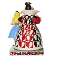 Gallery Image of Alice & Queen of Hearts Figurine