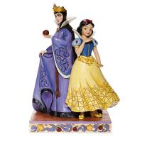 Gallery Image of Snow White & Evil Queen Figurine