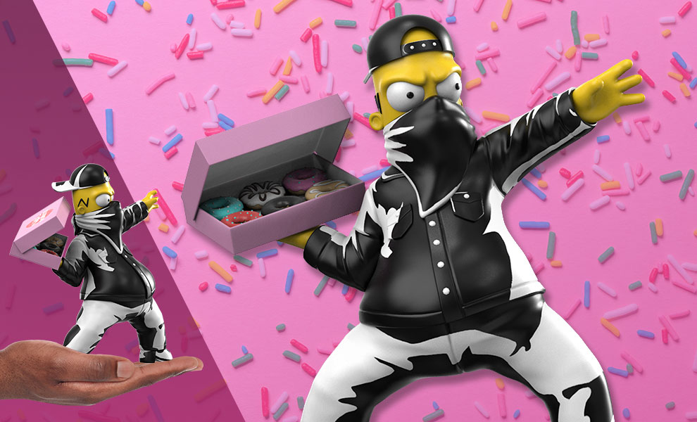Gallery Feature Image of Donut Bomber Vinyl Collectible - Click to open image gallery