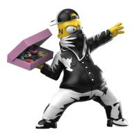Gallery Image of Donut Bomber Vinyl Collectible
