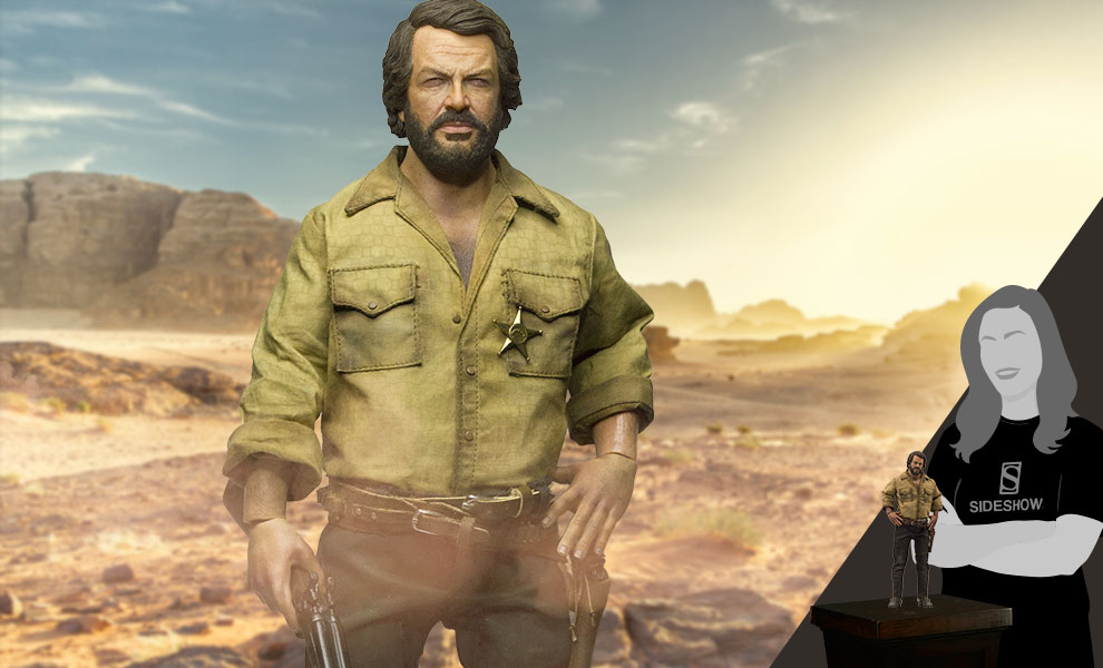 Gallery Feature Image of Bud Spencer Sixth Scale Figure - Click to open image gallery