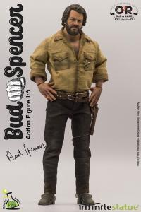 Gallery Image of Bud Spencer Sixth Scale Figure