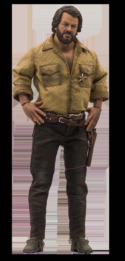 Infinite Statue Bud Spencer Sixth Scale Figure
