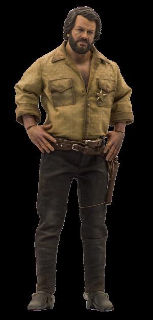 Bud Spencer Sixth Scale Figure