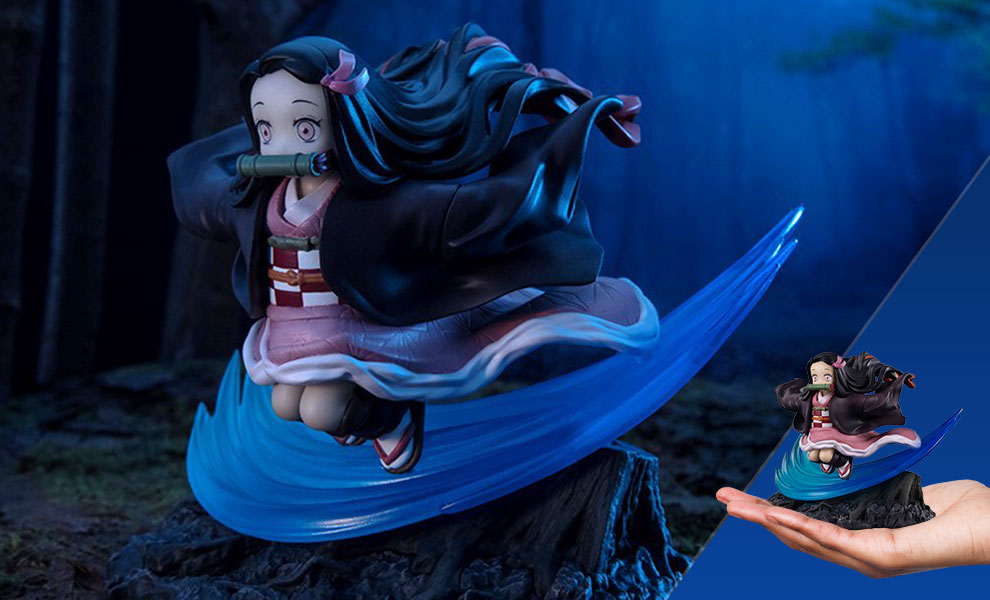 Gallery Feature Image of Kamado Nezuko Collectible Figure - Click to open image gallery
