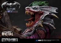 Gallery Image of Batman VS Joker Dragon Statue