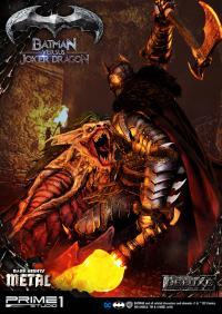 Gallery Image of Batman VS Joker Dragon (Deluxe Version) Statue
