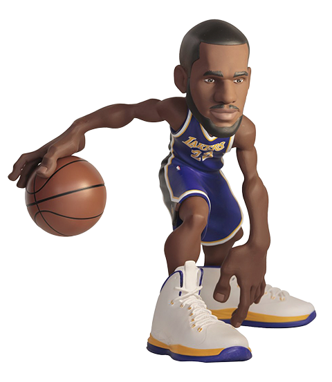 Base4 Ventures LeBron James SmALL-STARS Collectible Figure