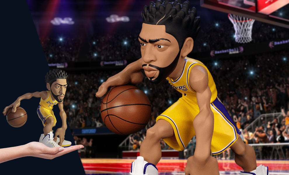 Gallery Feature Image of Anthony Davis SmALL-STARS Collectible Figure - Click to open image gallery